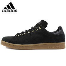 the latest c5170 bbf70 Original nueva llegada 2018 Adidas STAN SMITH WP Unisex zapatos de skate  zapatos zapatillas de deporte