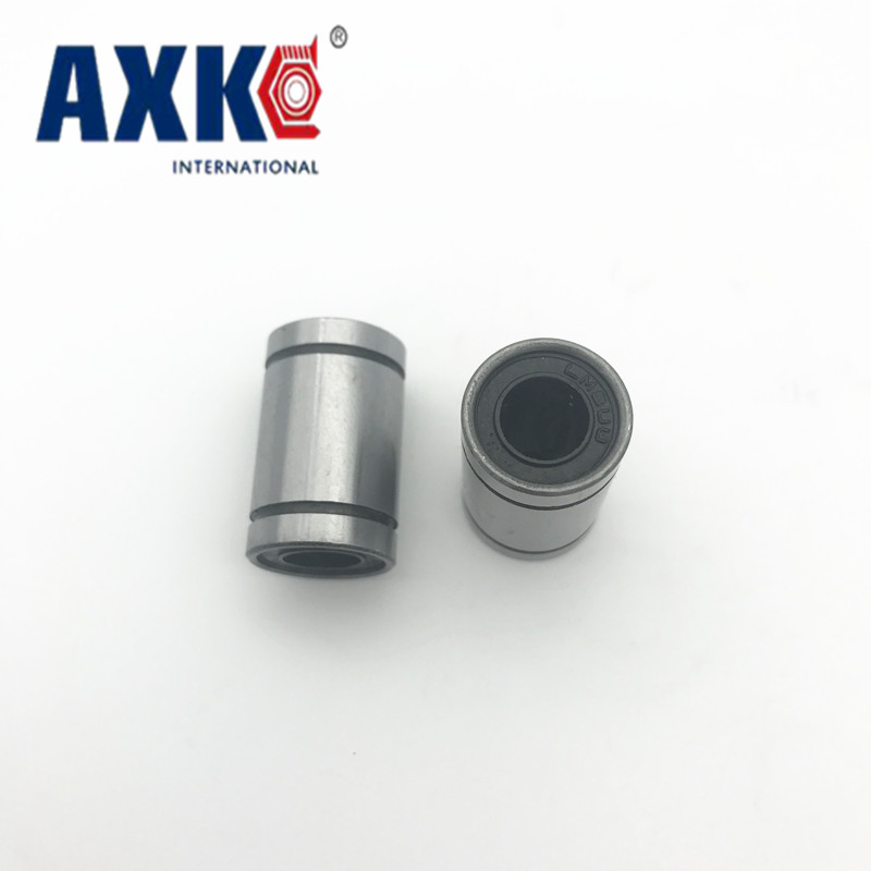 LM25UUOP bearing 25mm linear motion ball bearing bush bushing for 25mm linear guide rod round shaft 1pc scv40 scv40uu sc40vuu 40mm linear bearing bush bushing sc40vuu with lm40uu bearing inside for cnc