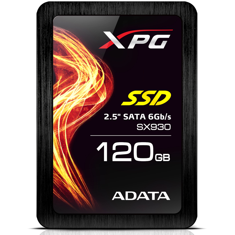 Brand ADATA XPG MLC SSD SX930 120GB 2.5 Solid State Drive SATA 6GB/s Solid HD Hard Drive Disk SATA3 hdd disk For Laptop Desktop new ssd for system m4 x5 00aj010 480 gb sata 2 5 mlc hs solid state drive 1 year warranty