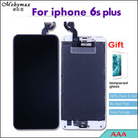 Mobymax Full Assembly For IPhone 6S Plus A1634 A1687 Pantalla Ecran LCD Touch Screen Digitizer Display