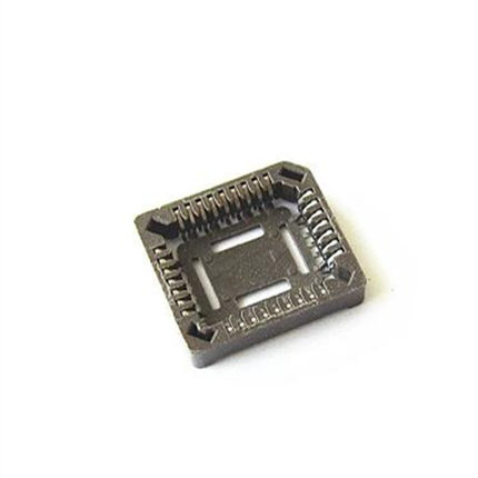 10 teile/los PLCC32-SMD IC Sockel, PLCC32 Buchse <font><b>adapter</b></font>, <font><b>32</b></font> <font><b>Pin</b></font> PLCC Converter In Lager image