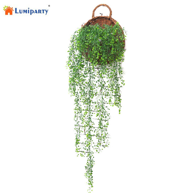 lumiparty home garden 115 cm artificial fake plant wall decoration