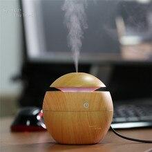 Вэд зерна ароматерапия увлажнитель ультразвуковой туман холодный эфирное аромат диффузор фонари