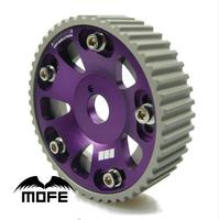 8 18 MOFE High Quality Racing Aluminum Adjustable CAM GEARS Pulley KIT For Toyota Supra 2JZ
