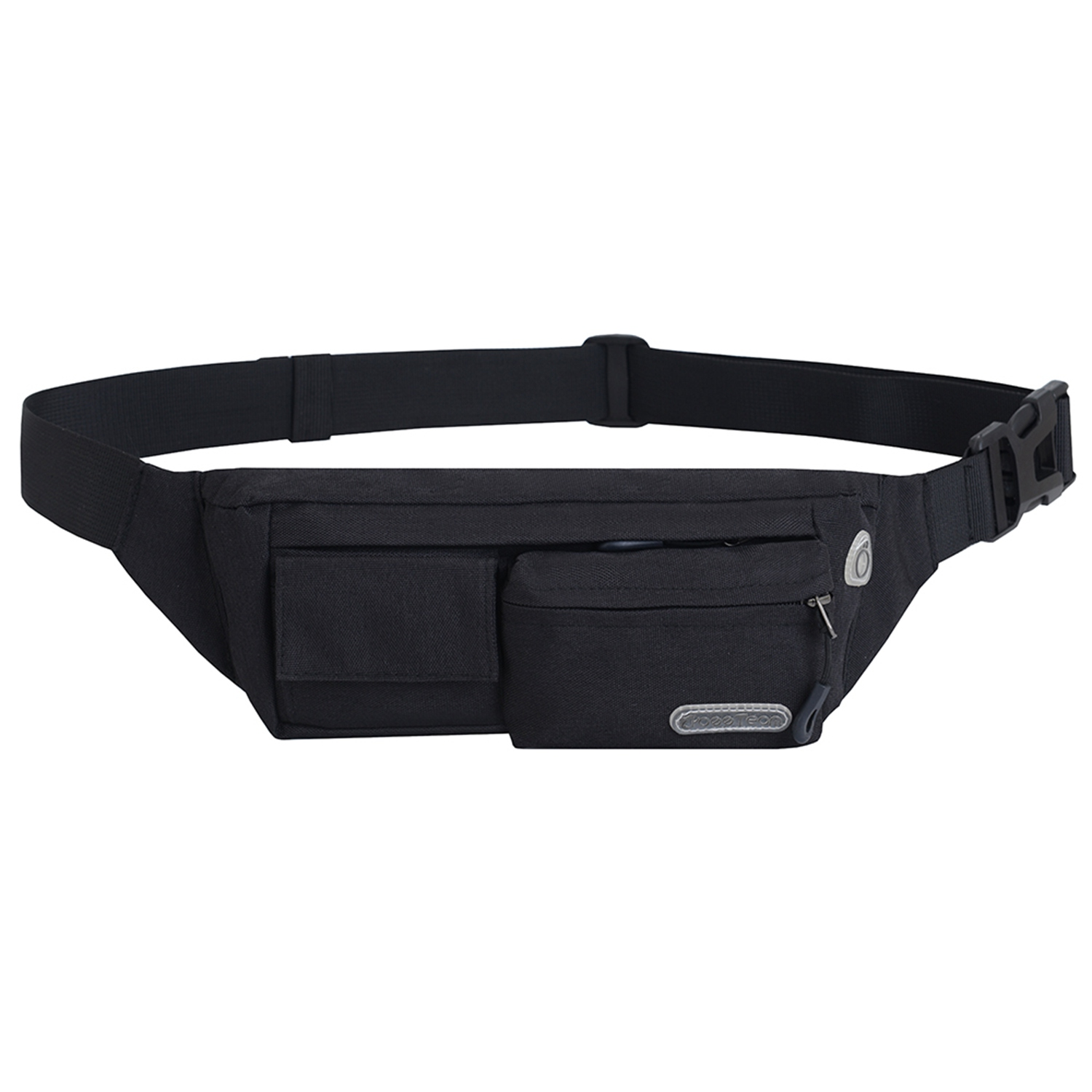 FGGS-Free Knight Unisex Sport Waist Bag Jogging Running Bag Cycling Waist Pack Waterproof Waist Belt Pack Phone Bag Outdoor Po