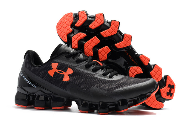separation shoes 0df0d ac7ac US $65.99 |2018 New Arrivals UNDER ARMOUR UA Scorpio 2 Light Running  Shoes,Men's Breathable Outdoor Sports Shoes Sneakers-in Running Shoes from  Sports ...