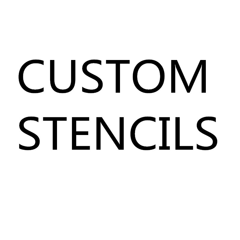 Custom Stencils--------------for Chalk Paints,Acrylic Painting for Wood,Furniture,Fabric,Bag,CurtainCustom Stencils--------------for Chalk Paints,Acrylic Painting for Wood,Furniture,Fabric,Bag,Curtain