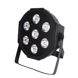 Fast Shipping American DJ Stage Lightings Disco LED Light Wash RGB Uplighting LED SlimPar Tri 7x9W LEDs  ,SHEHDS Stage Lighting
