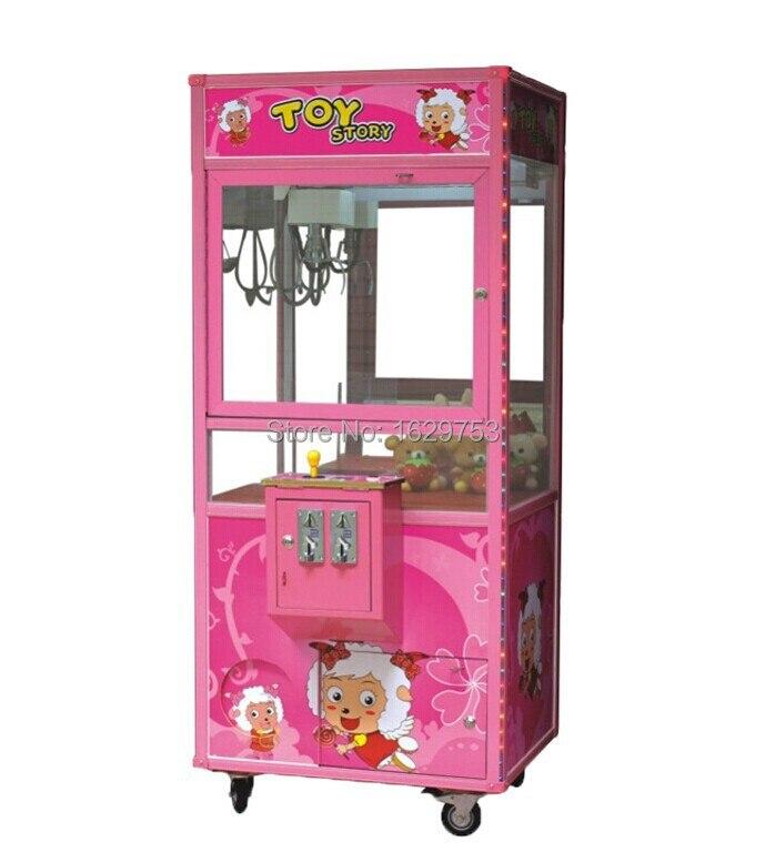 crane machine toys