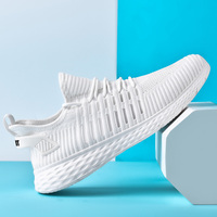 2019 Ultralight Sneakers Summer Unisex Men and Women Women Couple Sport Shoes Mesh Breathable Gym Footwear Big Size 35 48