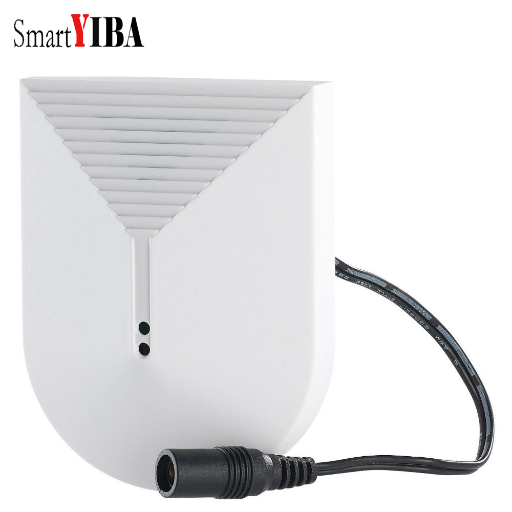 SmartYIBA Wireless Glass Break Sensor 433Mhz For WIFI GSM Home Alarm Systems