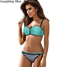 d4711c16f0 New Brazilian Brand Swimsuit Sexy 2018 Bikini Set Women Swimwear Patchwork Bathing  Suits Biquini Beachwear Monokini