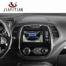 JIAYITIAN для Renault Captur камера заднего вида/OEM экран адаптер кабель камера заднего вида/комплект резервного копирования