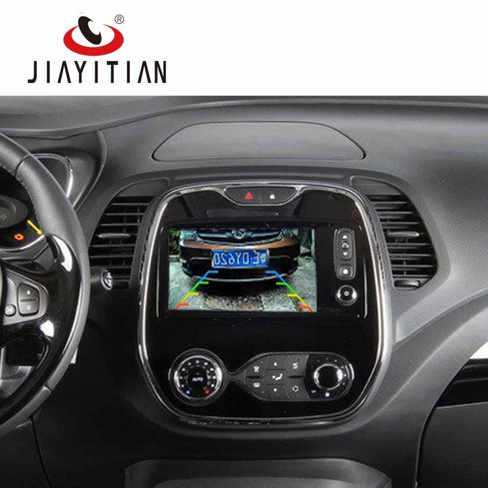 JIAYITIAN For Renault Captur Kaptur 2014 2015 2016 2017 2018 2019/OEM Screen Adapter Cable RearView Camera/kit Backup Reversing