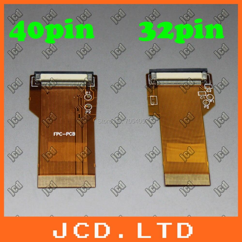 Game boy color kabel - Untuk Game Boy Advance Backlit Adapter Ribbon Kabel 32 Pin Untuk Ags 101 China