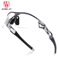WHEEL UP Sports Photochromic Polarized Glasses Cycling Eyewear Bicycle Glass MTB Bike Bicycle Riding Finshing Cycling