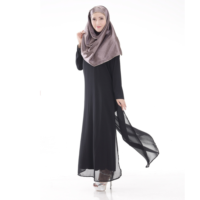 2016-New-Woman-Casual-Long-Sleeve-Abaya-Muslim-Dress-Chiffon-Islamic- Clothing-for-Women-Maxi-Dresses.jpg 3ac34d48f
