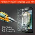 Лучший 0.33 мм 2.5D anti-обледенение взрывозащищенные Закаленное Стекло-Экран протектор пленка для lenovo A820 Защитная пленка LCD + пакет