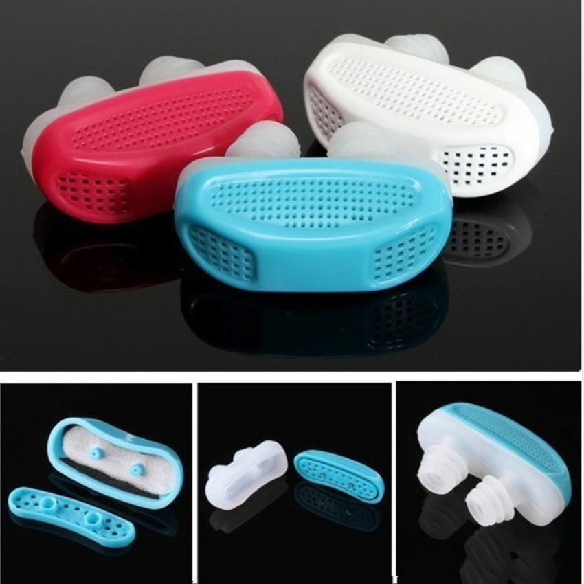 Portable Sleeping Aid Stop Nose Grinding Air Clean Filter Air Purifying Apparatus Health Care