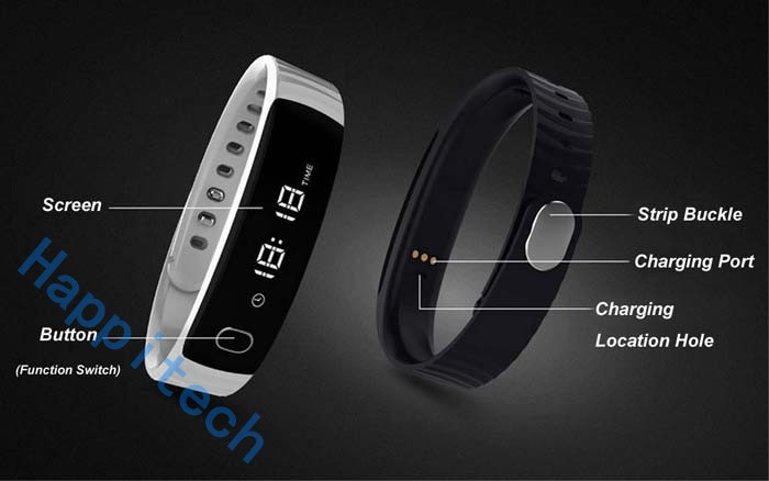 bluetooth bracelet 8