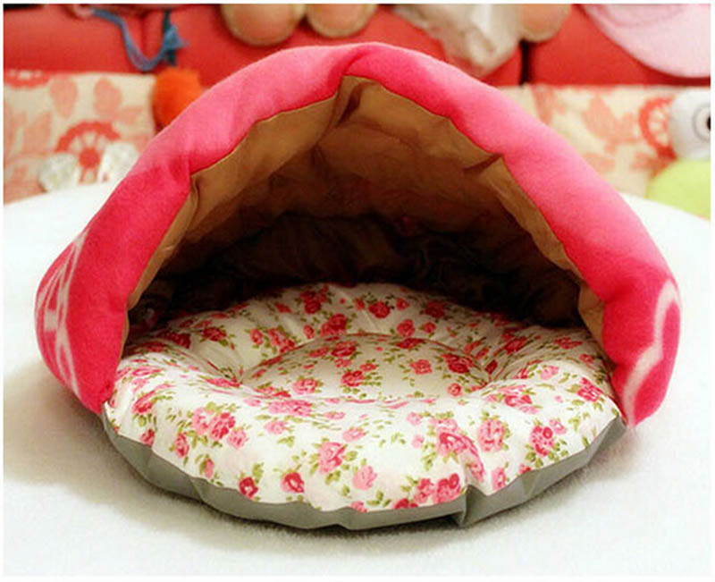 Us 6 79 15 Off Pet Fashion Dog Bed Guinea Pig Chinchilla Hedgehogs Pig Rabbits Puppy House Luxury Princess Dog Slipper Bags Nest Mat Kennel 10a In
