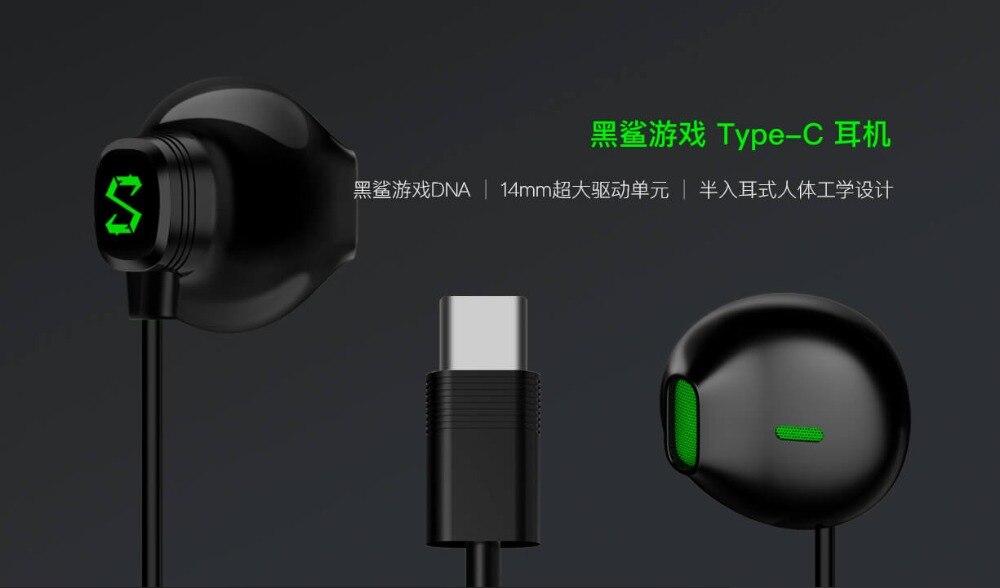 Xiaomi Black Shark Type-C Headphones (7)