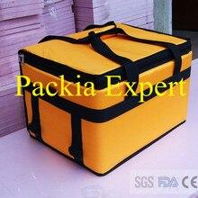 45*35*30 см, стильная и пиццы термоизоляционный пакет для доставки еды для пиццы или торта или сока сумка для доставки пиццы