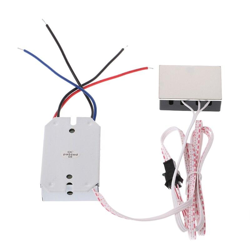 Interruptor de toque Para O Espelho Da Lâmpada de Iluminação LED Acessórios 50/60Hz XD-621 On/Off Ferramenta qiang