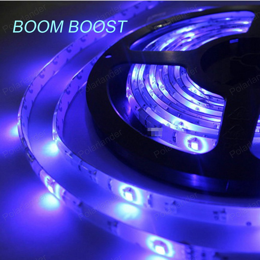 Boomboost Led Strip Light 12v 90cm 300 Leds Smd 3528 Rgb