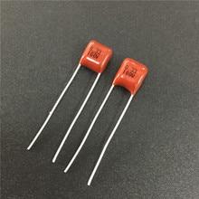 100pcs CBB capacitor 334 100V 334J 0.33uF 330nF P5 Metallized Polypropylene Film Capacitor