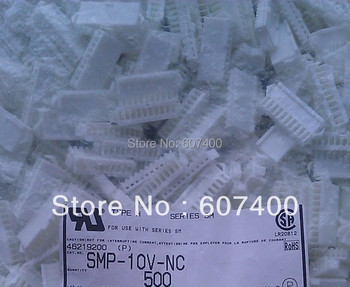 SMP-10V-NC housing white color Connectors terminals housings 100% new and Original parts