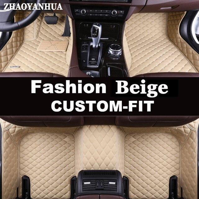 Zhaoyanhua Custom Made Car Floor Mats For Lexus Nt200