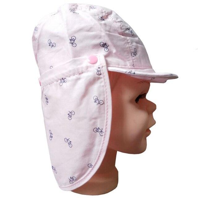6d2bd689 קנו בנים ' בייבי בגדים   Baby Boy Sun Hats Summer Baseball Caps with ...