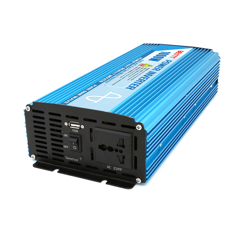 Free shipping not include tax <font><b>1000w</b></font> DC24V TO AC 220v <font><b>inverter</b></font> dc to ac motor <font><b>inverter</b></font> electrical converter peak <font><b>power</b></font> 2000Watt image