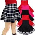 New 2016 Spring Autumn Winter Casual Ball Gown Girls Tutu Skirts Children Clothing Kids Short Skirt with a High Waist Skirts