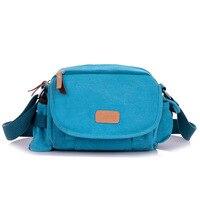 New High Quality Vintage Women Crossbody Shoulder Bag Canvas Men Satchel Military Tactical Bag Bolsa Brand