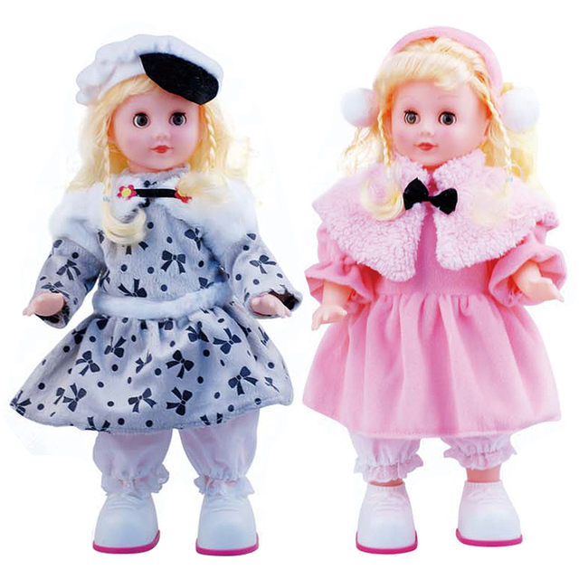 Free shipping Doll intelligent doll set toy gifts