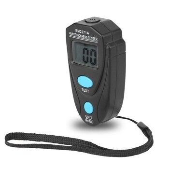 EM2271A цифровой автомобильный тестер толщины покрытия датчик с регулировкой листа