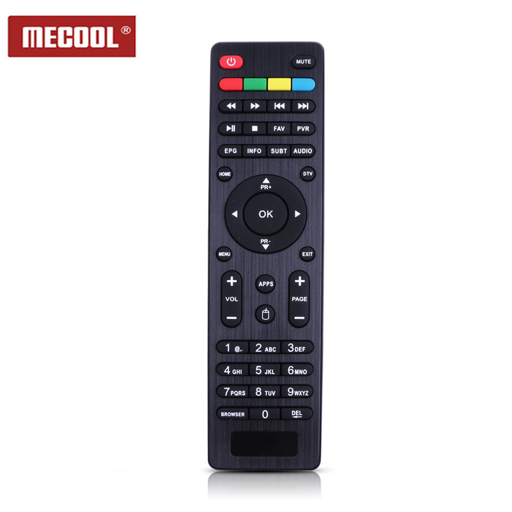 Mecool Remote Control Replacement Controller For KI Plus KI Pro KII Pro DVB-T2 DVB-S2 DVB-C M8S PLUS DVB Android TV Box kii pro android 5 1 1 tv box built in 2 4g