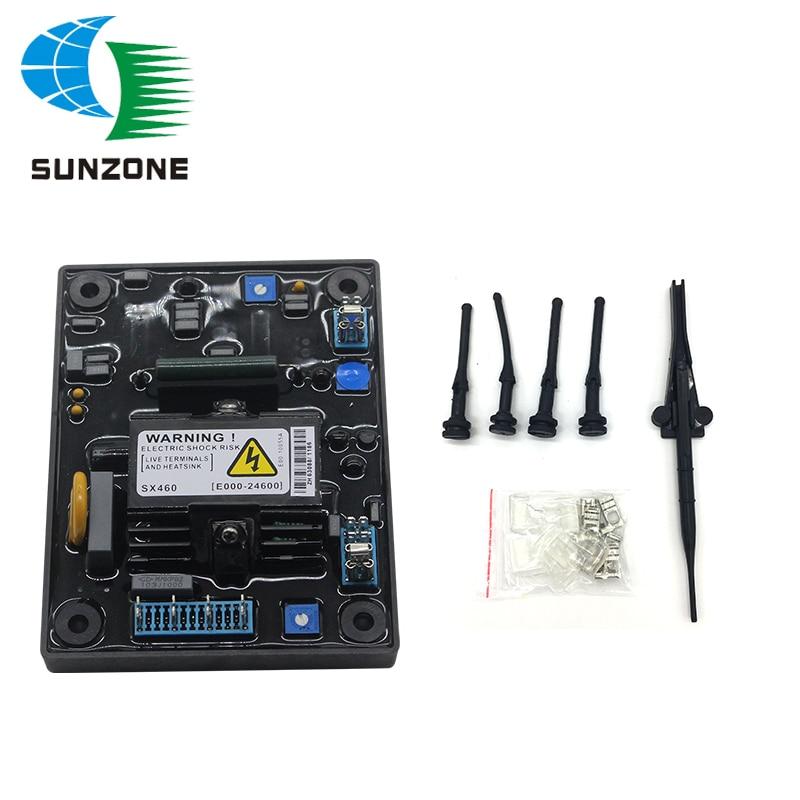 Generator Power Automatic Voltage Regulator AVR SX460 Factory Supply Free Accessories