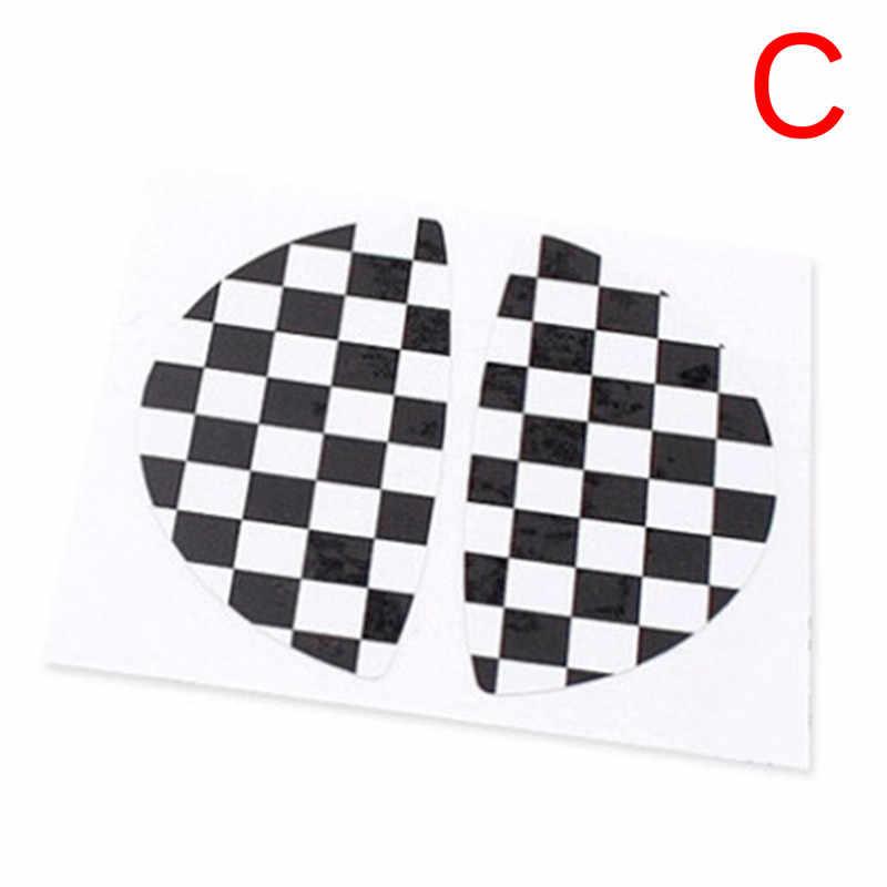 1 sayfalık araba çıkartması İç kapi kolu Sticker BMW MINI COOPER için R50 R52 R53 R55 R56 R57 R58 r59 R60 R61 R62