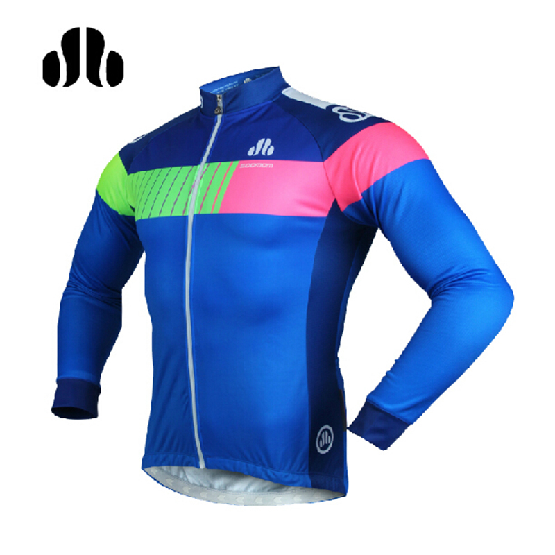 цена на LANCE SOBIKE Bike Cycling Fleece Thermal Jacket Long Jersey Long Sleeves-Harry Winter Windproof Outdoor Sport ciclismo Clothing