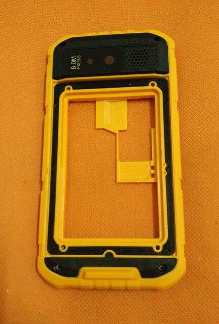 Используется Оригинал Вернуться Рамка чехла для A9 IP68 водонепроницаемый телефон MTK6582 Quad core 4.3 дюймов Бесплатная доставка