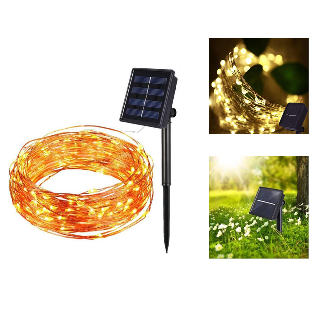 Guide wire for outdoor string lights 2 wire wifi thermostat