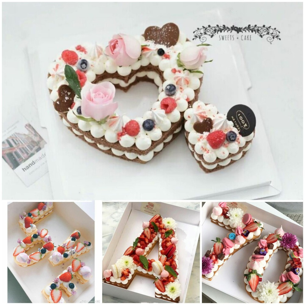 Wedding Baking Cake Accessories Diamond Ring Shape Cake Embossing Birthday Party Decorations Cake Molds in Cake Decorating Supplies from Home Garden