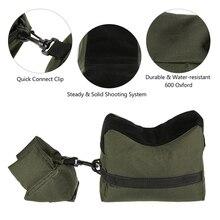 Tactical  Front & Rear Bag Sniper Target Shooting Rifle Gun Rest Outdoor Hunting Sandbag Support Accessories