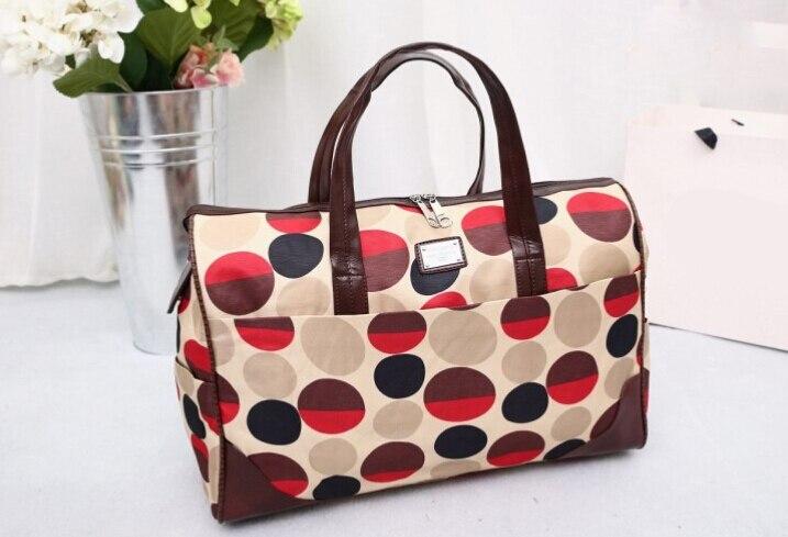 2017 Women Travel Bags Handbag Waterproof Luggage Men Travel ...