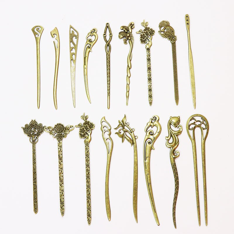 HTB14La9OpXXXXbsaXXXq6xXFXXXk Elegant Bronze Vintage Hair Stick Pin For Women - 17 Styles