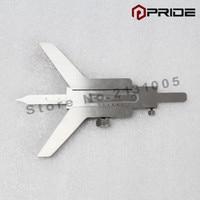 SPLINE GAUGE rvs 7 160mm|steel|steel stainless  -