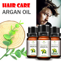 10ML Unisex Hair Care Argan Oil Essence Repair Hair Growth Scalp Treatment Coconut Men Women Essential Oil Beuaty Makeup Tools & Accessories